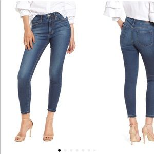 Articles of Society 29 Heather High Waist Skinny